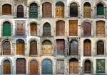 alte Türen Ferienhäuser Italien