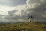 Windmühlen Toledo Spanien